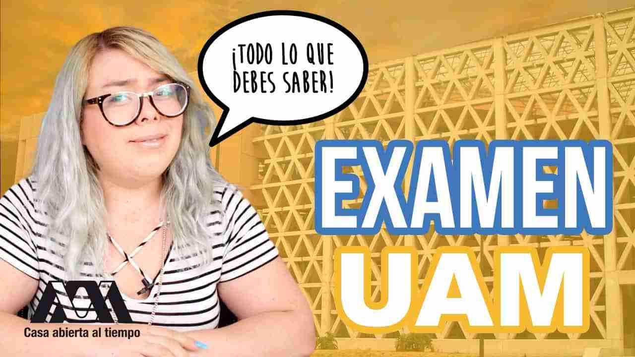 examen UAM
