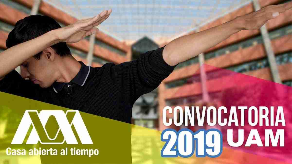 Convocatoria UAM 2019
