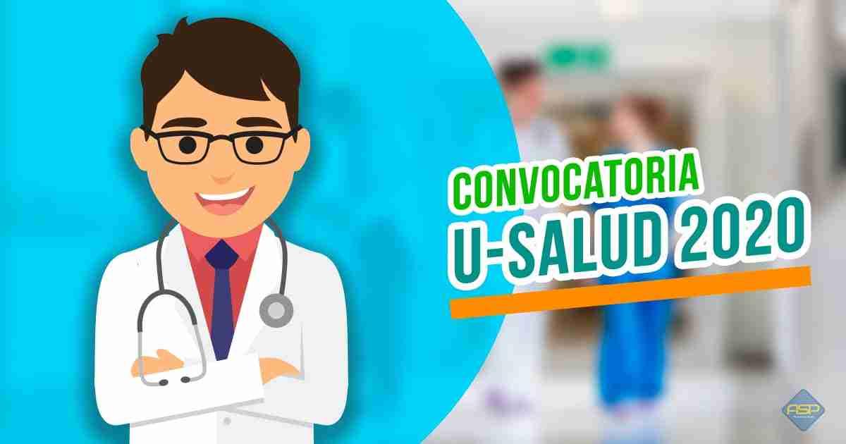 Convocatoria Universidad de la Salud