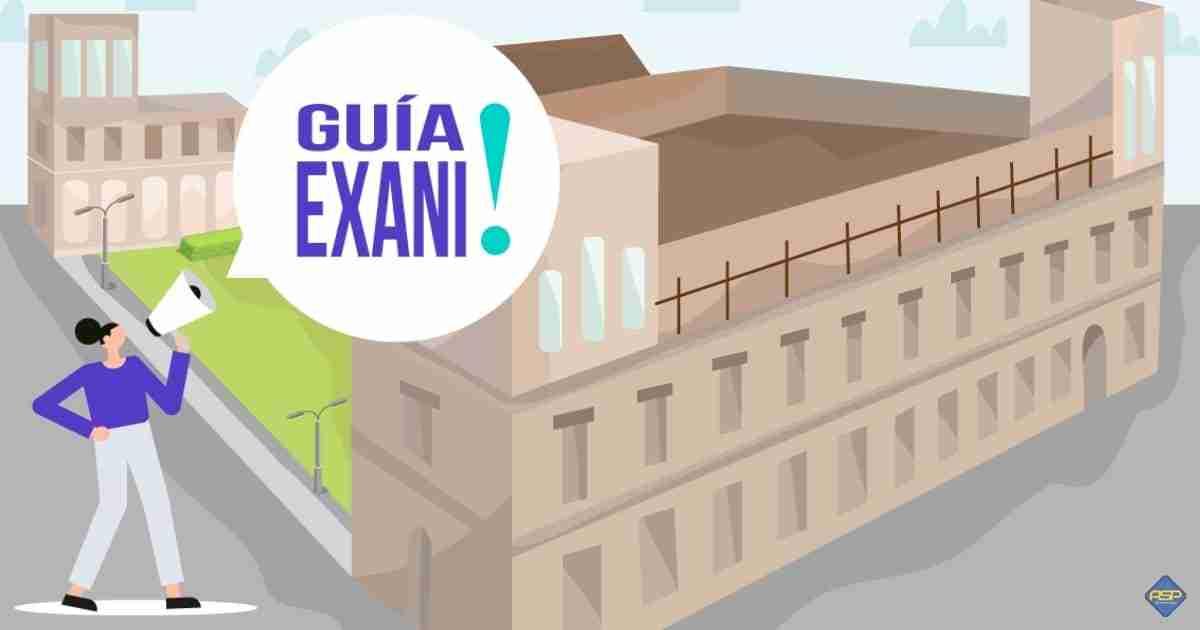 Miniatura Guía EXANI-II