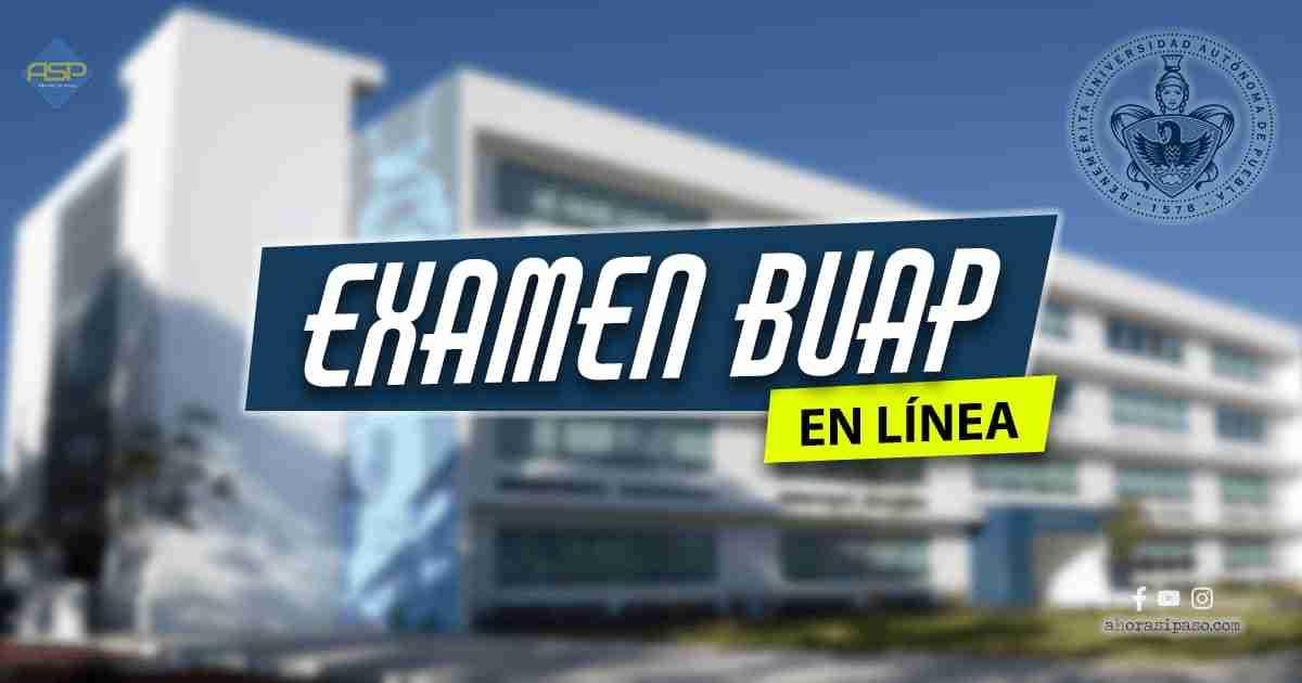 Cómo es el examen de la BUAP