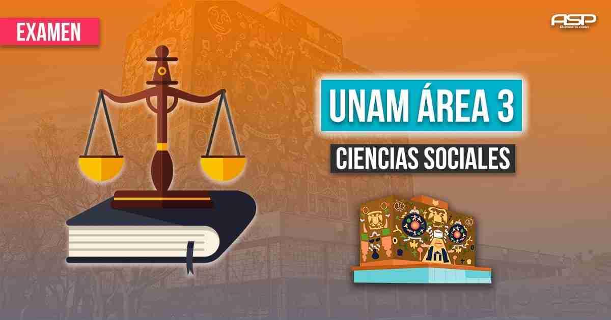 Miniatura Examen UNAM Área 3