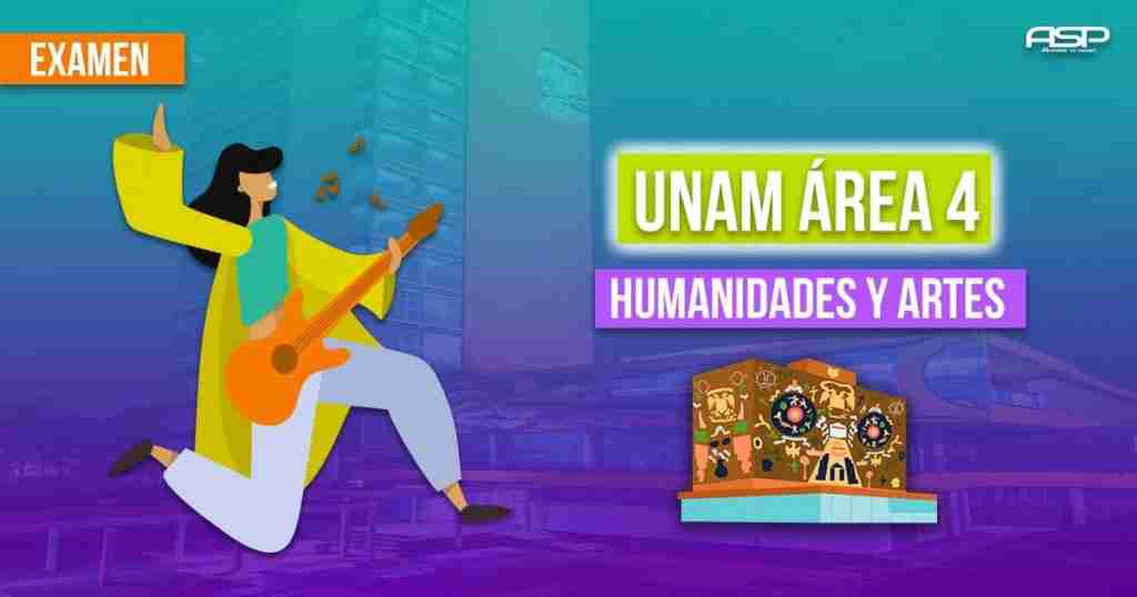 Miniatura Examen UNAM Área 4
