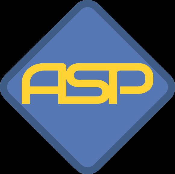 Logotipo de Asp