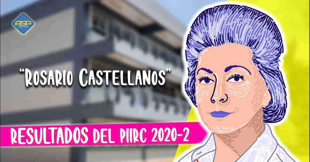 Resultados Rosario Castellanos