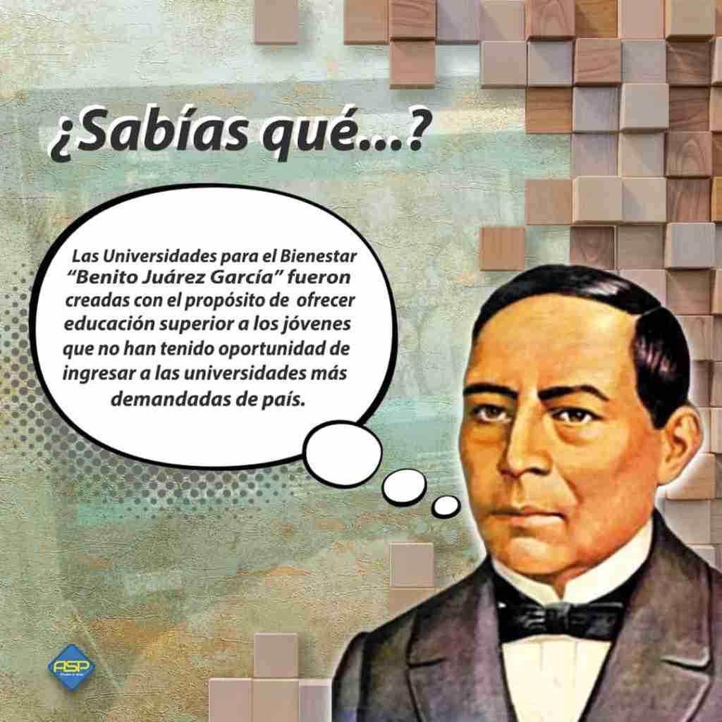 Que son las universidades Benito Juarez