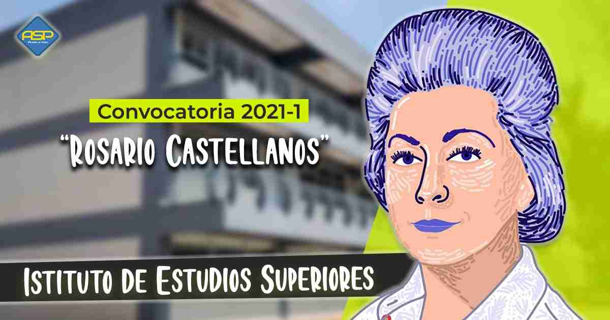 Convocatoria Rosario Castellanos 2021-1